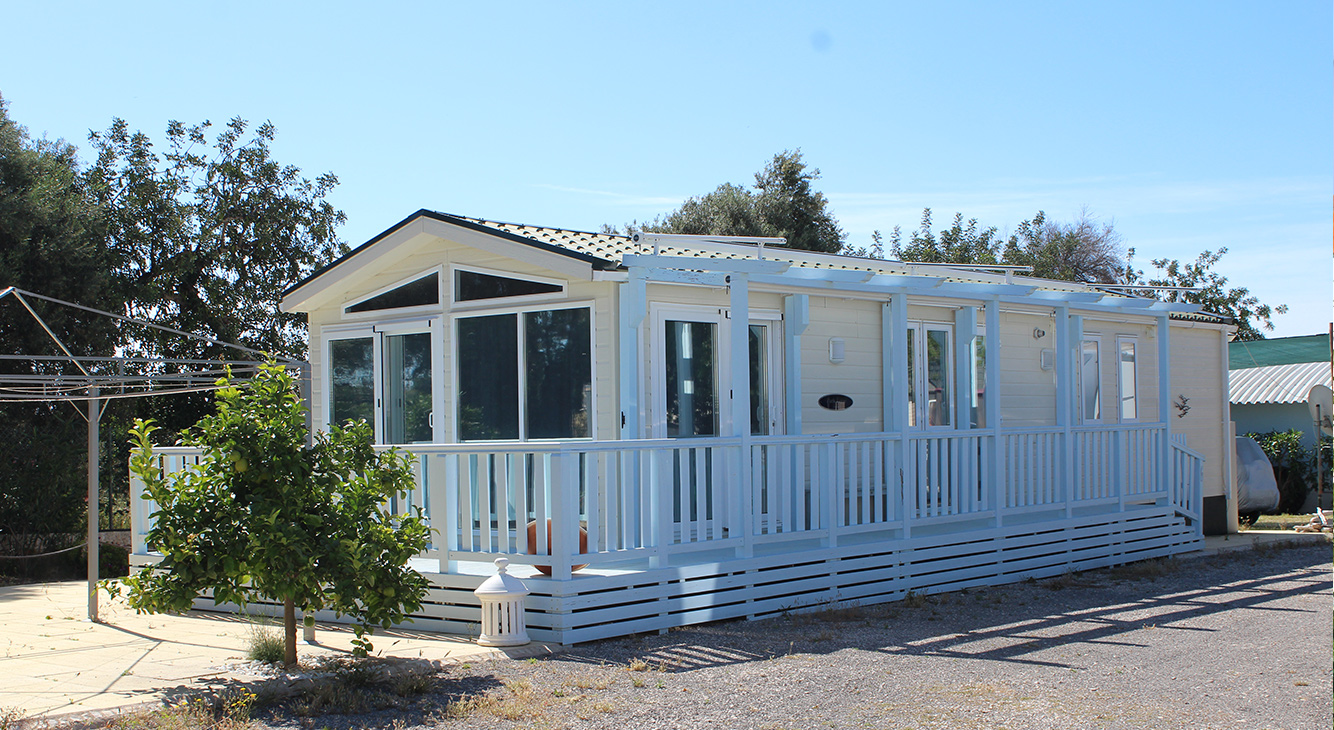 mobile homes camping ria formosa Tavira